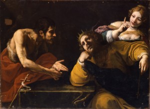 John the Baptist herod